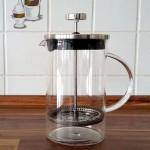 Kaffeepresse Seitenansicht