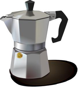Espressokocher für leckeren Kaffee